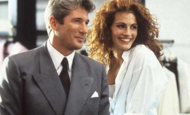 Pretty Woman on romanttisen komedian klassikko.