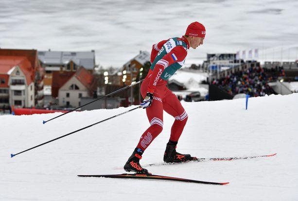 Aleksandr Bolshunov syytti norjalaisia epäreilusta pelistä.