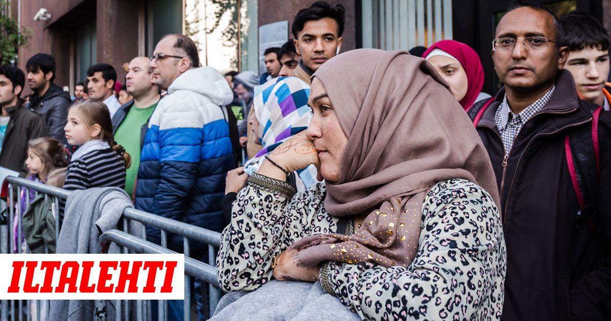 Irakilaisten Määrä Suomessa