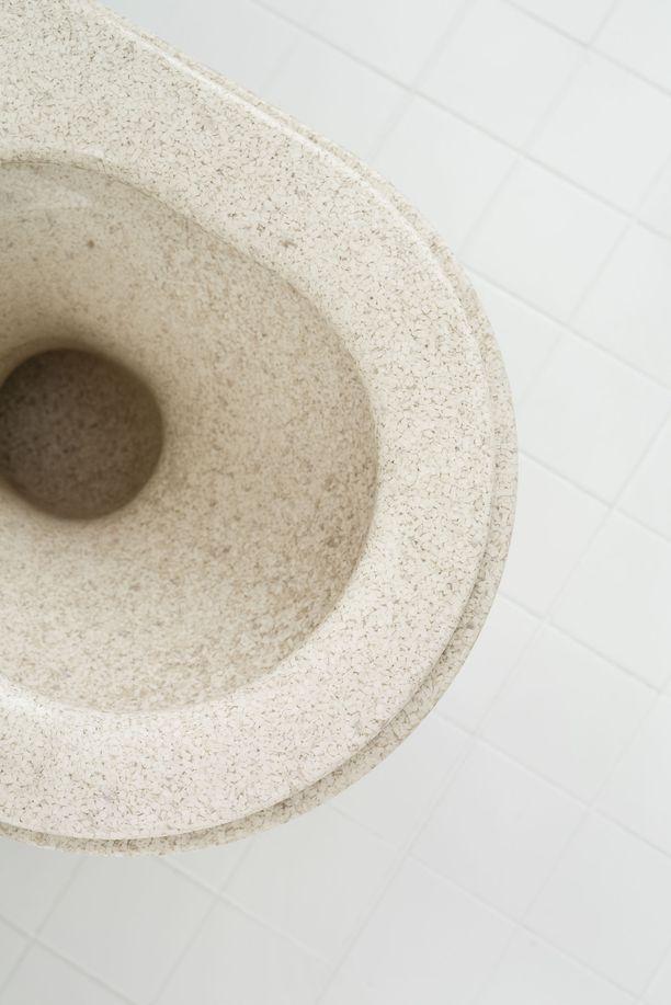 Woodion wc-istuinta on kehitetty kolme vuotta.