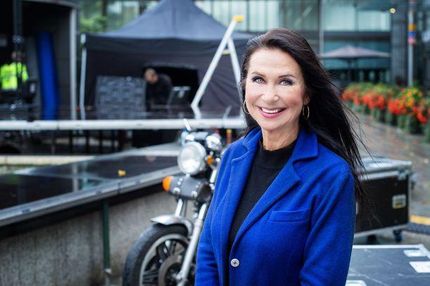 Kolmisen vuotta sitten yrittäjä Birgitta Öunapilla diagnosoitiin parantumaton aivosairaus. Se ei ole sammuttanut elämänjanoa.