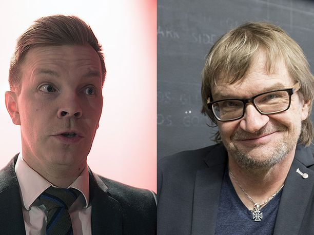 Niki Juusela ja Antero Mertaranta ovat koko kansan ääniä.