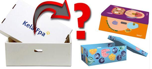 Valkoinen laatikko saa väistyä värikkäämmän tieltä. Yllä kaksi kilpailussa mukana olevaa ehdokasta.