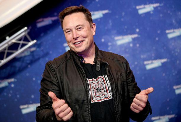 Elon Muskin mukaan keskiviikkoinen testilento oli menestys.