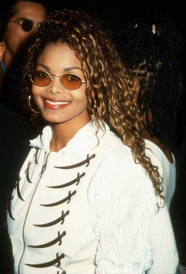 Janet Jackson heinäkuussa 1993.