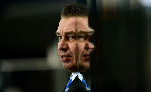 Ari-Pekka Selin ei valmenna Tepsiä ensi kaudella.