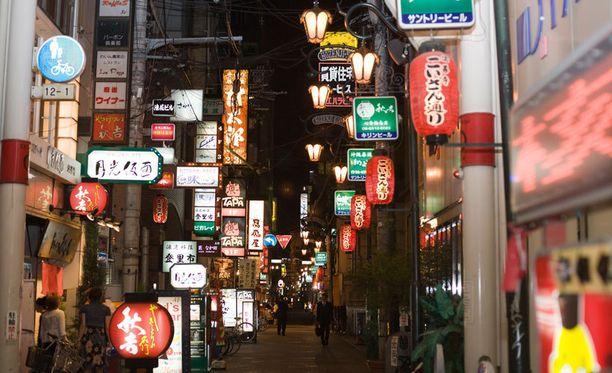 Japani on monella tapaa erilainen maa.