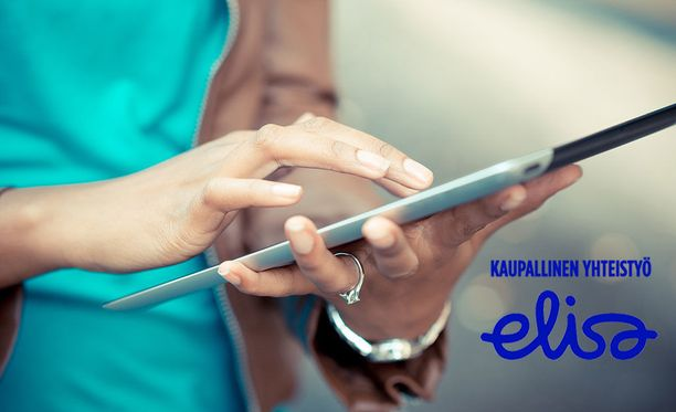 E-kirjoja voi lukea sekä erillisellä lukulaitteella että tabletilla.