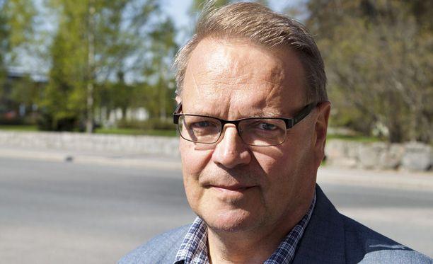 Kangasalla maanviljelijän elämäntyön tehnyt Heikki A. Ollila ryhtyy presidentti Sauli Niinistön valitsijayhdistyksen vetäjäksi.