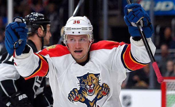Viime yön rankkarikisassa tehtiin yhteensä 11 maalia. Jussi Jokinen osui kahdesti.