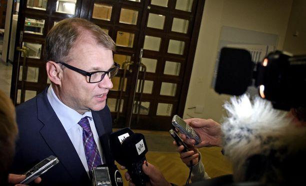 Pääministeri Juha Sipilä (kesk.) edustaa Suomea tänään Bratislavassa alkavassa EU-kokouksessa.