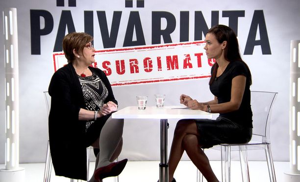 Ann Selin kyseenalaisti rintasyöpäseulontojen tehokkuuden Sensuroimaton Päivärinta -ohjelmassa.