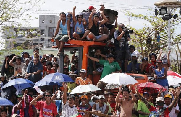 Filippiinit pysähtyy kun Manny Pacquiao ottelee.