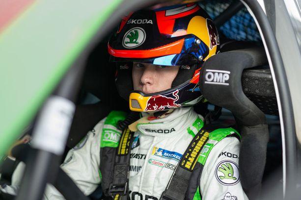 Rovanperä ajaa läpimurtokauttaan WRC2-luokassa.