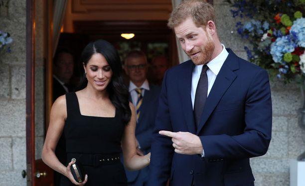 Prinssi Harry paljasti, että viiden lapsen isyys ei ole häntä varten.