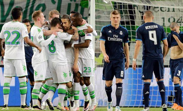 Wolfsburg lähee hyvistä asemista toiseen osaotteluun, joka pelataan ensi viikolla.