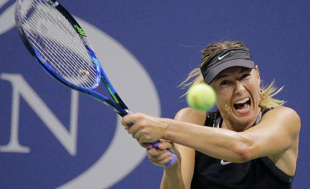 Maria Sharapova on kärsinyt meldoniumista saamansa kilpailukiellon.