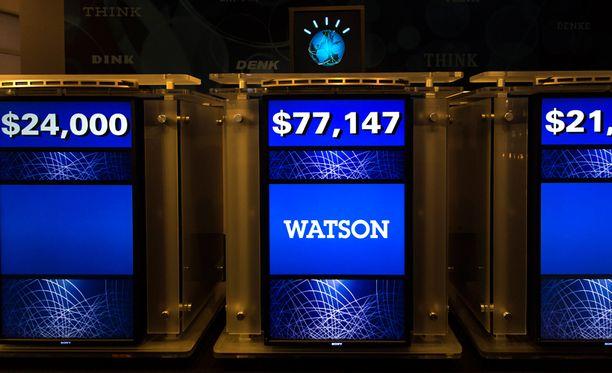 Watson voitti ihmisvastustajat mennen tullen Jeopardy-visailussa.
