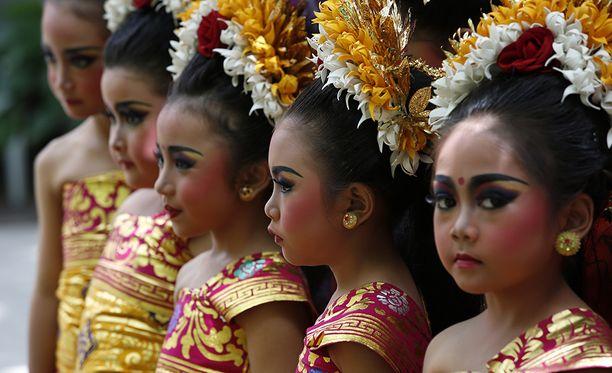 Eksoottinen Bali on Indonesian suosituimpia turistikohteita.