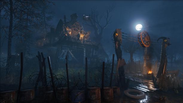 Yöllä hiippailu on helpompaa, mutta hirviöitä on liikkeellä enemmän.