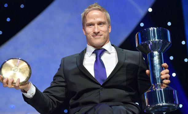 Leo-Pekka Tähti valittiin historiallisesti Vuoden urheilijaksi.