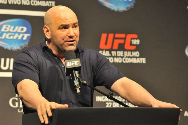 Dana White ei halunnut UFC:hen uusnatsitaustaista Timo Feuchtia.