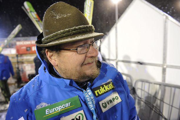Juha Venäläinen oli kotoisin Kuopiosta.