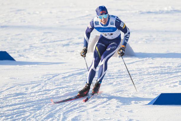 Iivo Niskanen sai hyvän uutisen ennen 15 kilometrin perinteisen kisaa: latua ei suolata.