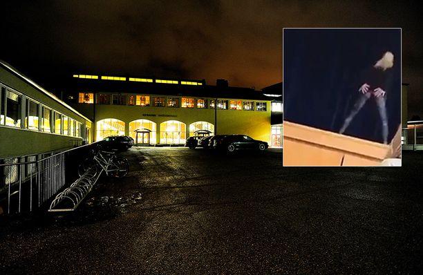 Keravalaisessa koulussa on tapahtunut erikoinen välikohtaus, jossa työntekijä esiintyi virkapaikalla sekavana (pikkukuva).