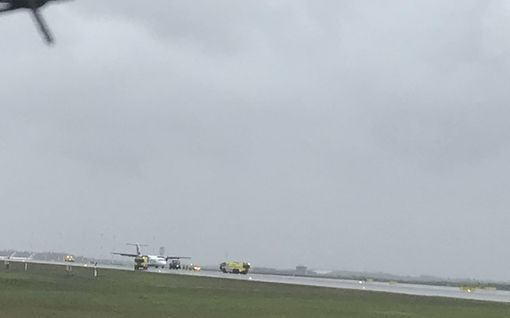 Helsinki-Vantaalla hälytys suuresta lento-onnettomuudesta – koneen matkustajat evakuoitiin savun hajun takia