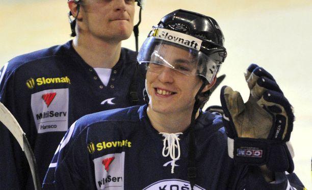 Ladislav Scurko pelasi Slovakian liigassa viimeksi kahdeksan vuotta sitten.