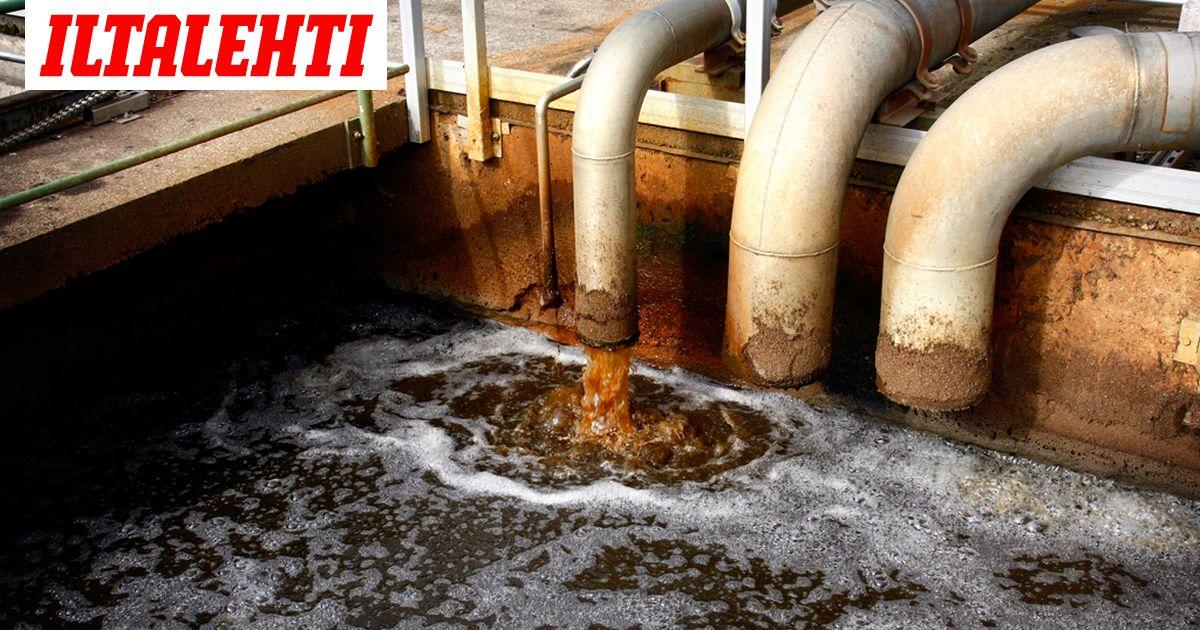 Haja-Asutusalueen Jätevesiasetus