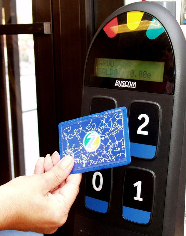 Osa matkakortilla maksettavista matkoista nousee vuodenvaihteessa.
