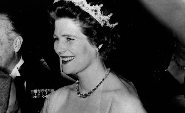 Lady Mary Soames vuonna 1955.