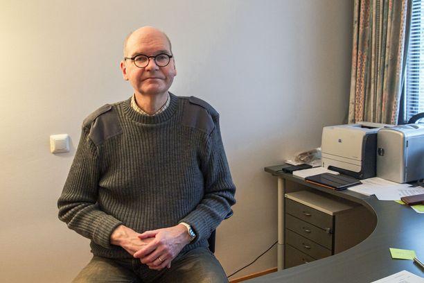 Vaasan kaupungin johtava ylilääkäri Heikki Kaukoranta sanoo, että jo nyt pitäisi miettiä, millaista elämää elämme koronapandemian jälkeen.