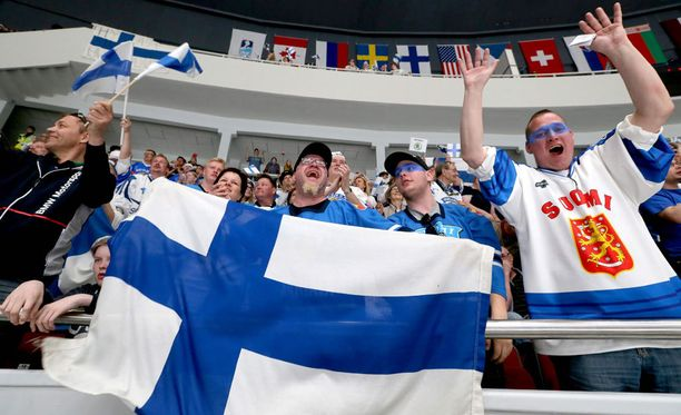 Leijonien esitykset tavoittavat fanit - niin Suomessa kuin Pietarissakin.