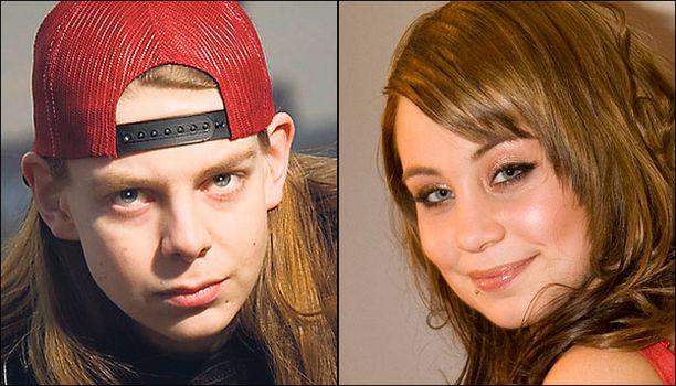 Ari Koivunen on jäänyt kakkoseksi levymyynnissä Anna Abreulle.