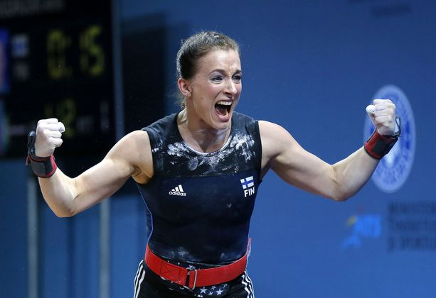 Anni Vuohijoki saavutti keväällä kaksi EM-pronssia 63 kilon sarjassa.