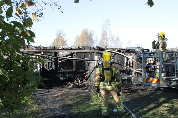 Kaksi lasta kuoli syyskuussa 2016 tulipalossa Raahen Pattijoella. Neljän asuinhuoneiston rivitalo tuhoutui palossa täysin. Palo alkoi talon keskivaiheilla olleesta asunnosta.