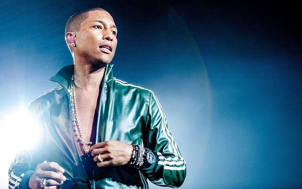 Pharrell Williamsin Happy oli yksi viime vuoden suurimmista hiteistä.