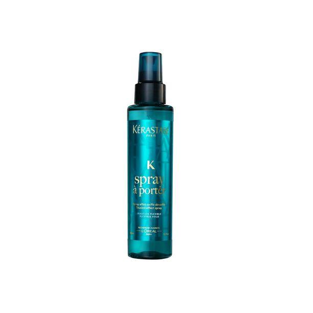 Kérastase Spray á Porter Flexible Hold -rakennesuihke suojaa kuumuudelta ja tuo tuuheuttaa ohuisiin hiuksiin, 33 e