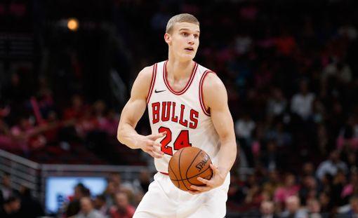 Lauri Markkanen nousee Bullsin avaukseen.