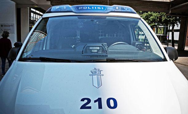 Törkeää vauhtia Porin keskustassa kaahannut mies jäi poliisin haaviin.