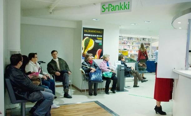 S-Pankilta voi saada asuntolainan jopa 45 vuoden laina-ajalla.