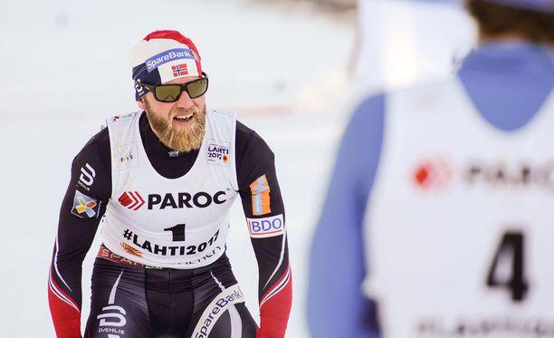 Martin Johnsrud Sundby sai Fischeriltä ukaasin maksaa menestysbonuksia takaisin.