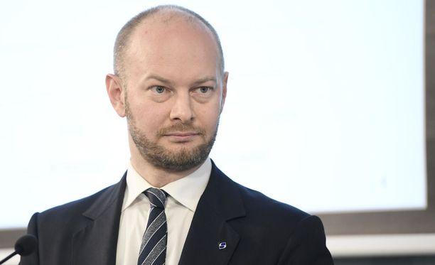 Urheiluministeri Sampo Terho lähtee ajamaan uuden olympiarahaston perustamista yhteistyössä Suomen Olympiakomitean kanssa.