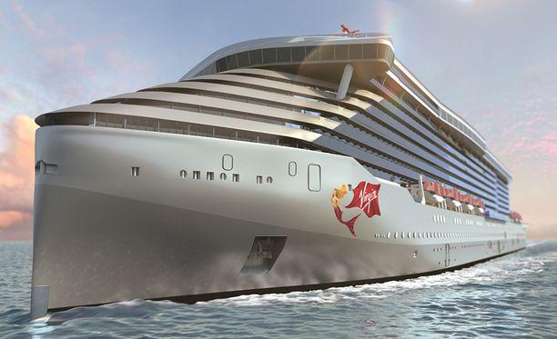 Virgin Voyages on tilannut neljä risteilyalusta. Niistä ensimmäinen on ristitty Scarlet Ladyksi.