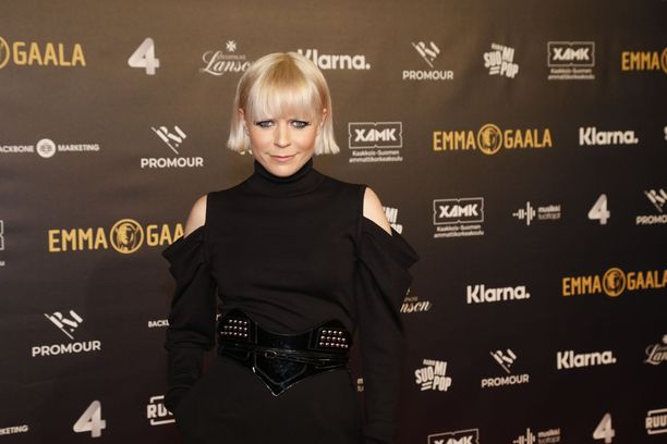 Paula Vesala voitti live-Emman.
