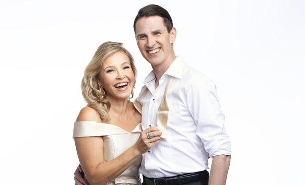 Marita Taavitsainen on mukana uudella Tanssii tähtien kanssa -kaudella.
