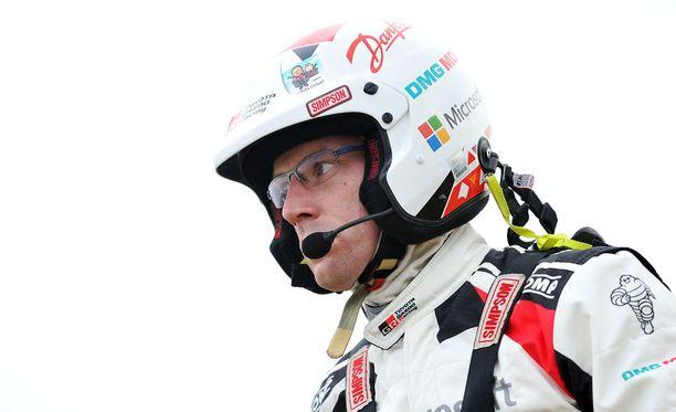Jari-Matti Latvala sai viisi bonuspistettä.